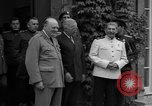 Image of Potsdam Conference Potsdam Germany, 1945, second 20 stock footage video 65675072456