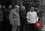 Image of Potsdam Conference Potsdam Germany, 1945, second 21 stock footage video 65675072456