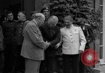 Image of Potsdam Conference Potsdam Germany, 1945, second 23 stock footage video 65675072456