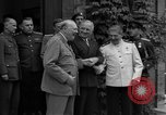Image of Potsdam Conference Potsdam Germany, 1945, second 24 stock footage video 65675072456