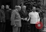 Image of Potsdam Conference Potsdam Germany, 1945, second 27 stock footage video 65675072456