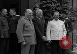 Image of Potsdam Conference Potsdam Germany, 1945, second 28 stock footage video 65675072456