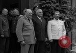 Image of Potsdam Conference Potsdam Germany, 1945, second 29 stock footage video 65675072456