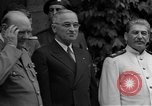 Image of Potsdam Conference Potsdam Germany, 1945, second 32 stock footage video 65675072456