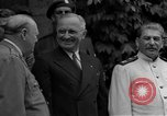 Image of Potsdam Conference Potsdam Germany, 1945, second 36 stock footage video 65675072456
