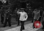Image of Potsdam Conference Potsdam Germany, 1945, second 33 stock footage video 65675072458