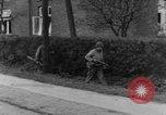 Image of 334th Infantry Regiment searching for snipers in Germany Germany, 1945, second 7 stock footage video 65675072469