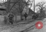 Image of 334th Infantry Regiment searching for snipers in Germany Germany, 1945, second 22 stock footage video 65675072469