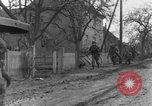 Image of 334th Infantry Regiment searching for snipers in Germany Germany, 1945, second 25 stock footage video 65675072469