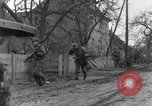 Image of 334th Infantry Regiment searching for snipers in Germany Germany, 1945, second 28 stock footage video 65675072469