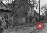 Image of 334th Infantry Regiment searching for snipers in Germany Germany, 1945, second 30 stock footage video 65675072469