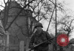 Image of 334th Infantry Regiment searching for snipers in Germany Germany, 1945, second 31 stock footage video 65675072469