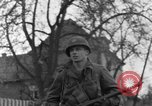 Image of 334th Infantry Regiment searching for snipers in Germany Germany, 1945, second 32 stock footage video 65675072469