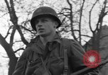 Image of 334th Infantry Regiment searching for snipers in Germany Germany, 1945, second 33 stock footage video 65675072469