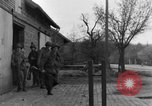 Image of 334th Infantry Regiment searching for snipers in Germany Germany, 1945, second 58 stock footage video 65675072469