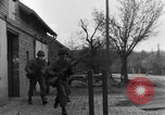 Image of 334th Infantry Regiment searching for snipers in Germany Germany, 1945, second 59 stock footage video 65675072469