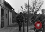 Image of 334th Infantry Regiment searching for snipers in Germany Germany, 1945, second 60 stock footage video 65675072469