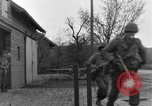 Image of 334th Infantry Regiment searching for snipers in Germany Germany, 1945, second 61 stock footage video 65675072469