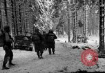 Image of United States 75th infantry advance Commanster Belgium, 1945, second 6 stock footage video 65675072472