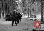 Image of United States 75th infantry advance Commanster Belgium, 1945, second 8 stock footage video 65675072472