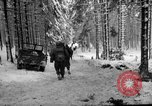 Image of United States 75th infantry advance Commanster Belgium, 1945, second 11 stock footage video 65675072472