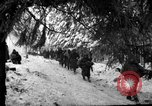 Image of United States 75th infantry advance Commanster Belgium, 1945, second 15 stock footage video 65675072472
