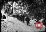 Image of United States 75th infantry advance Commanster Belgium, 1945, second 16 stock footage video 65675072472