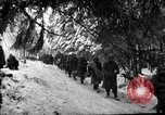 Image of United States 75th infantry advance Commanster Belgium, 1945, second 19 stock footage video 65675072472
