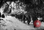 Image of United States 75th infantry advance Commanster Belgium, 1945, second 20 stock footage video 65675072472