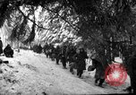 Image of United States 75th infantry advance Commanster Belgium, 1945, second 21 stock footage video 65675072472