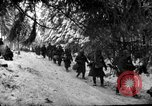 Image of United States 75th infantry advance Commanster Belgium, 1945, second 24 stock footage video 65675072472