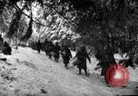 Image of United States 75th infantry advance Commanster Belgium, 1945, second 25 stock footage video 65675072472