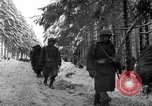 Image of United States 75th infantry advance Commanster Belgium, 1945, second 26 stock footage video 65675072472
