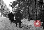 Image of United States 75th infantry advance Commanster Belgium, 1945, second 27 stock footage video 65675072472