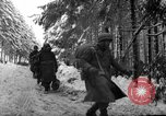 Image of United States 75th infantry advance Commanster Belgium, 1945, second 28 stock footage video 65675072472