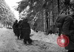 Image of United States 75th infantry advance Commanster Belgium, 1945, second 29 stock footage video 65675072472