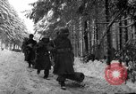 Image of United States 75th infantry advance Commanster Belgium, 1945, second 30 stock footage video 65675072472