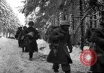 Image of United States 75th infantry advance Commanster Belgium, 1945, second 32 stock footage video 65675072472