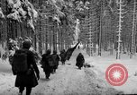 Image of United States 75th infantry advance Commanster Belgium, 1945, second 35 stock footage video 65675072472