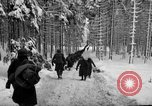 Image of United States 75th infantry advance Commanster Belgium, 1945, second 40 stock footage video 65675072472