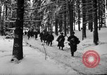 Image of United States 75th infantry advance Commanster Belgium, 1945, second 43 stock footage video 65675072472