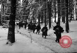 Image of United States 75th infantry advance Commanster Belgium, 1945, second 44 stock footage video 65675072472