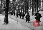 Image of United States 75th infantry advance Commanster Belgium, 1945, second 45 stock footage video 65675072472