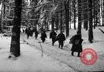 Image of United States 75th infantry advance Commanster Belgium, 1945, second 46 stock footage video 65675072472