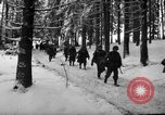 Image of United States 75th infantry advance Commanster Belgium, 1945, second 48 stock footage video 65675072472