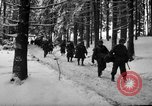Image of United States 75th infantry advance Commanster Belgium, 1945, second 49 stock footage video 65675072472