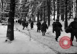 Image of United States 75th infantry advance Commanster Belgium, 1945, second 50 stock footage video 65675072472