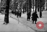 Image of United States 75th infantry advance Commanster Belgium, 1945, second 52 stock footage video 65675072472