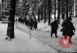 Image of United States 75th infantry advance Commanster Belgium, 1945, second 53 stock footage video 65675072472