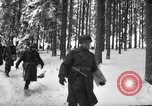 Image of United States 75th infantry advance Commanster Belgium, 1945, second 54 stock footage video 65675072472
